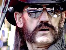 Ian 'Lemmy' Kilmister 1945 -2015. Born to lose, lived to win.
