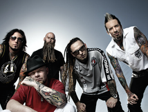 La nouvelle video de 5 FINGER DEATH PUNCH !!!