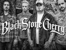 BLACK STONE CHERRY de retour en France !