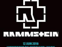 RAMMSTEIN au DOWNLOAD FESTIVAL de Longchamp en juin 2016