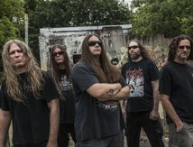 Nouvelle lyrics video de CANNIBAL CORPSE Scavenger consuming death