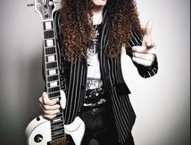 Nouvelle vidéo de MARTY FRIEDMAN Self Pollution