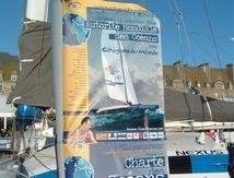 Route du Rhum 2010: la Charte des Océans
