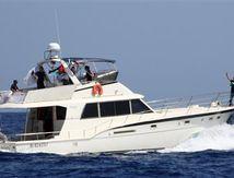 Le Dignité-Al-Karama, bateau français de l'honneur humanitaire