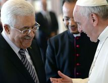 Le Vatican reconnaît la Palestine