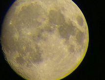 Lune Gibbeuse descendante