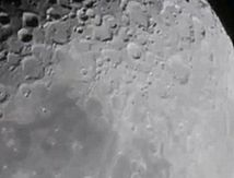 Lune Gibbeuse face nord