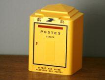 Jouet La poste Années 70 - Vintage