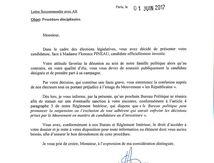 LES RÉPUBLICAINS - PROCÉDURE DISCIPLINAIRE A L'ENCONTRE DE NOEL FAUCHER #CIRCO8503
