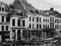 Il y a cent ans : la Grande Guerre