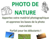 Initiation à la photo de nature