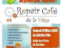 Repair Café: Ne jetons plus, réparons