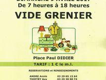 Vide Grenier à la Haye
