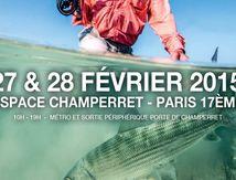 PARIS FLY FISHING SHOW !