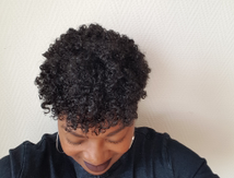 Coiffure 1 sur Tapered Cut