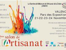 Deuxième Salon de l'artisanat de Valence 2014