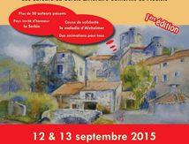 Saint Gervasy - salon du livre - Laurence Serre Marinier