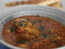 Chorba frik / Jari (Soupe au blé vert concassé)