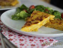 Tortilla espagnole (en étapes)