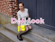 Défi look : Casual et élégant pour travailler !