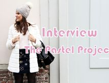 "Interview ""blogueuse"" : The Pastel Project"