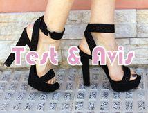 Sandales compensées Zara : Test & Avis
