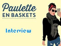 "Interview ""mode"" : Paulette en baskets"