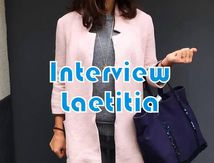 Le style de Laetitia : Interview
