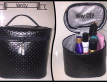 Tuto couture - Mon Vanity Vinyty