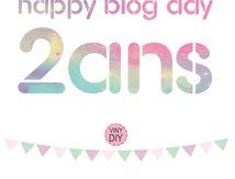 Happy Blog Day - 2 ans avec vous !
