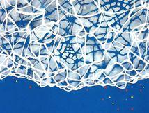 les Mappa Mundi, acrylique sur toile 146X114