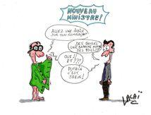 hollande presente à valls le nouveau ministre à macron