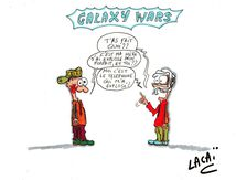 dessin galaxy wars