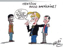 tension russo-americaine