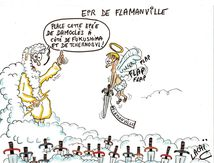 dessin de presse epr de flamanville