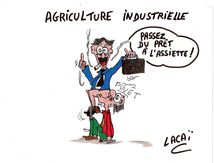 agriculture industrielle...