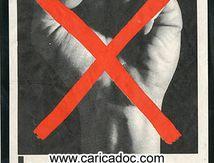 «Halte au communisme totalitaire oui à la défense de la République CDR, 5, rue de Solférino», tract, 1968.