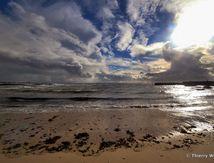 Les plages d'automne