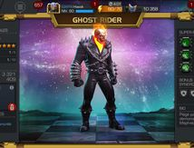 Marvel contest of Champions Ghost Rider !!!