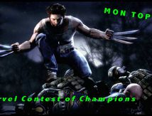Mon Top 6 Champions Marvel contest of Champions