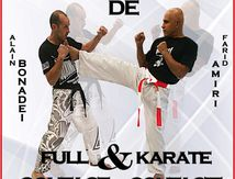 STAGE DE FULL CONTACT,  KARATE CONTACT
