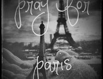 SOPHIE TITH / PRAY FOR PARIS............