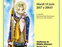 CONFERENCE SUR SAINT-LOUIS