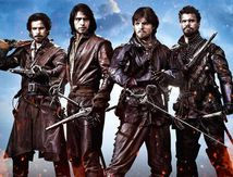 The Musketeers – Saison 3