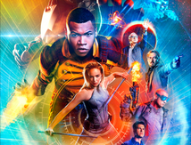 DC'S LEGENDS OF TOMORROW – SAISON 2 [STREAMING] [TELECHARGER]