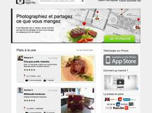 Lancement officiel de la version web de Food Reporter