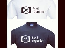 Commandez un T-Shirt Food Reporter !