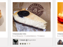 Mission #bestcheesecake: trouvez le meilleur Cheesecake