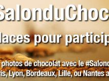 Mission #SalonduChocolat, 2ème édition !