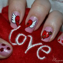 """Concours """"My Valentine nail"""""""